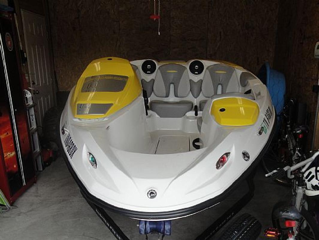 2007 15' Sea Doo Speedster