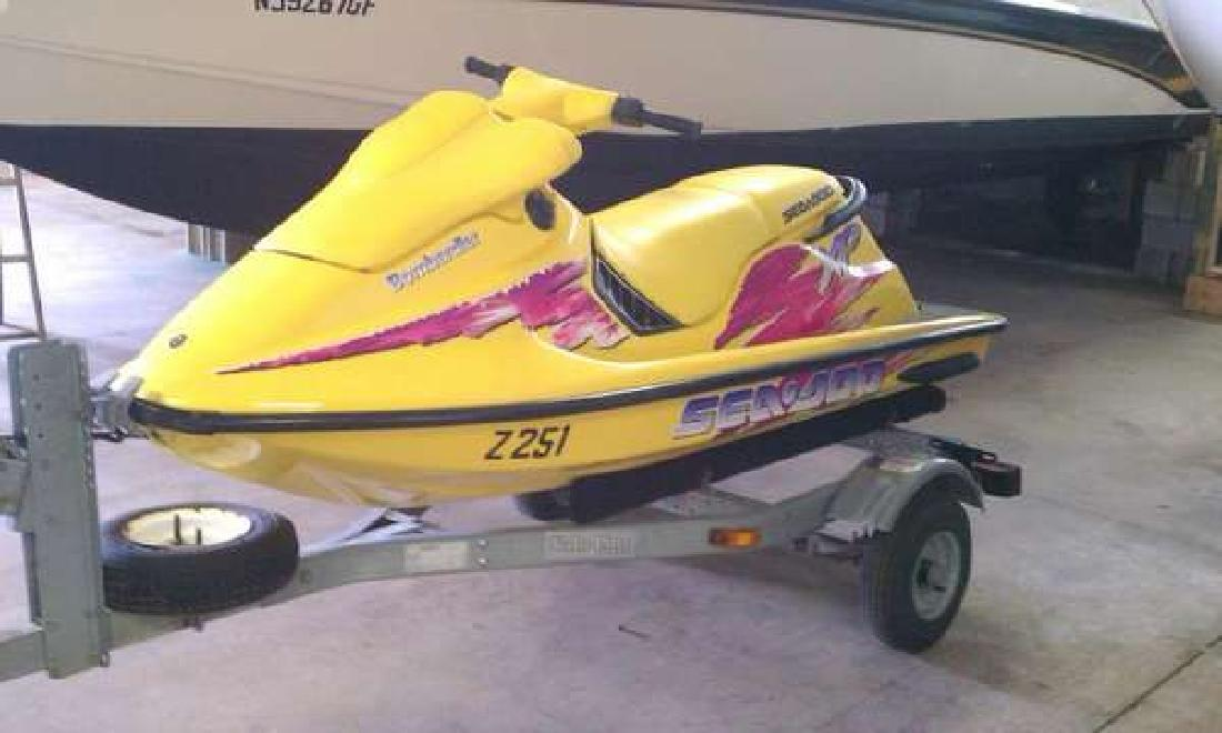 1996 8 39 sea doo xp for sale in quakertown pennsylvania all boat. Black Bedroom Furniture Sets. Home Design Ideas
