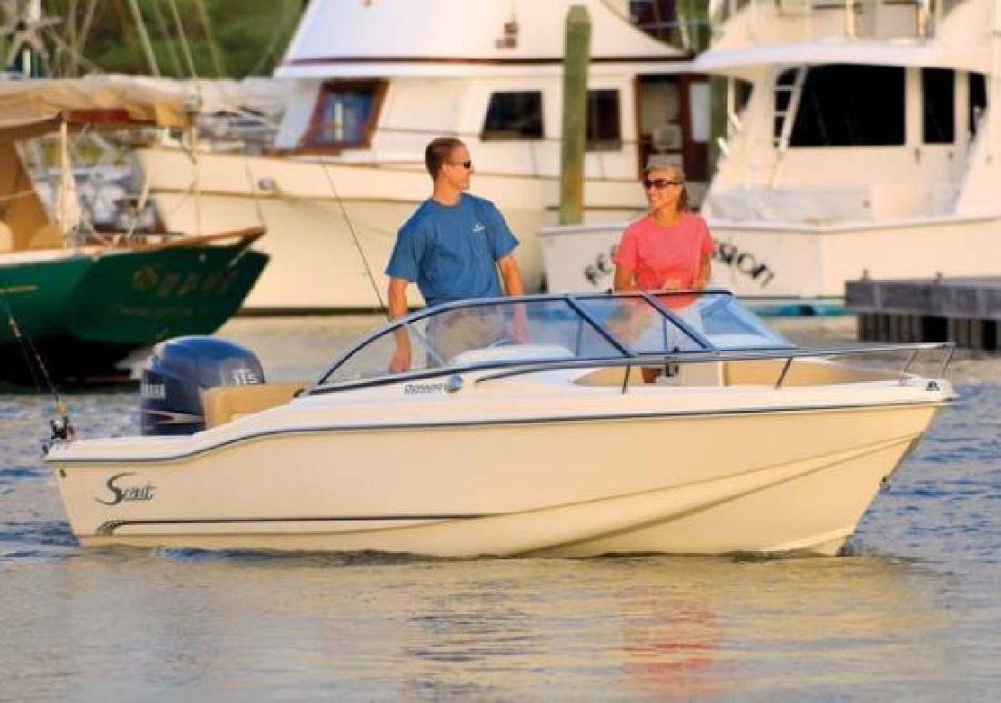 2009 Scout Boats 185 Dorado Savannah GA
