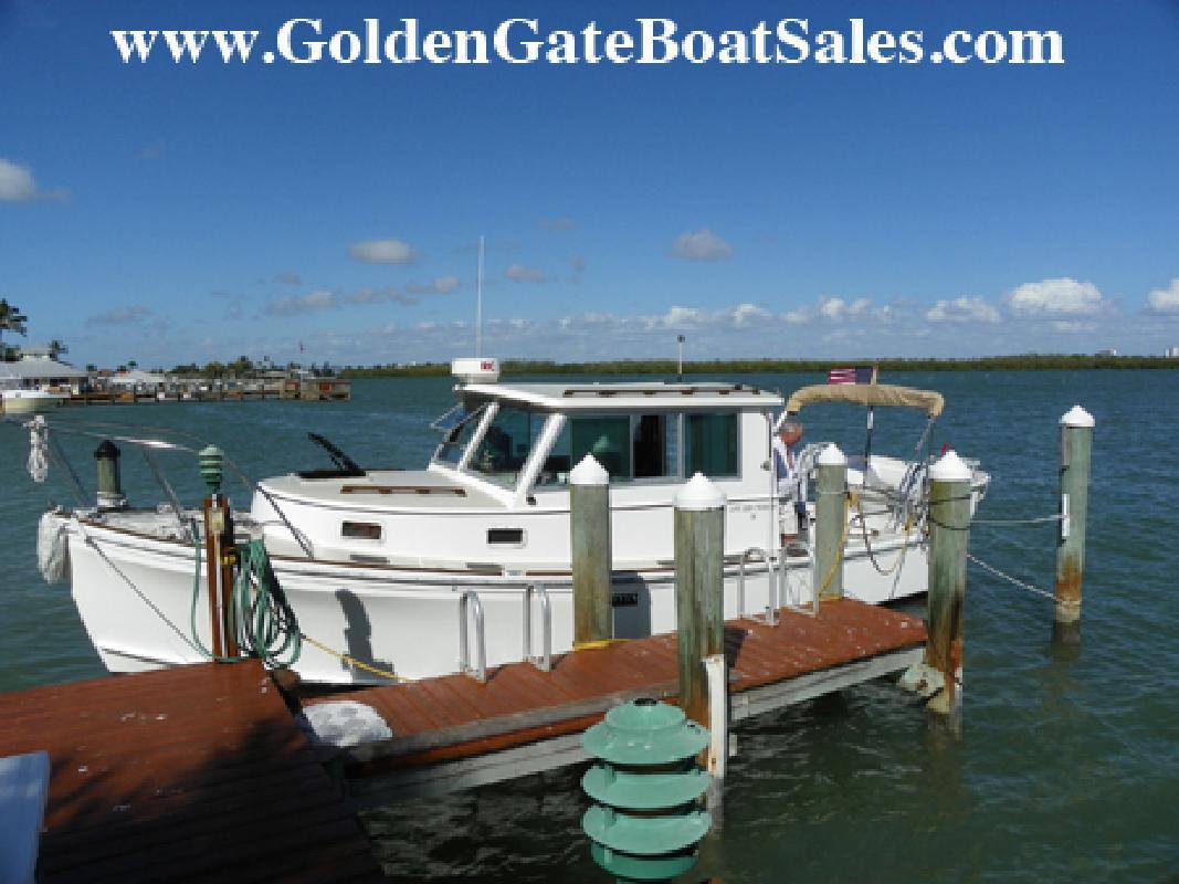 1985 28' Cape Dory 28 Trawler