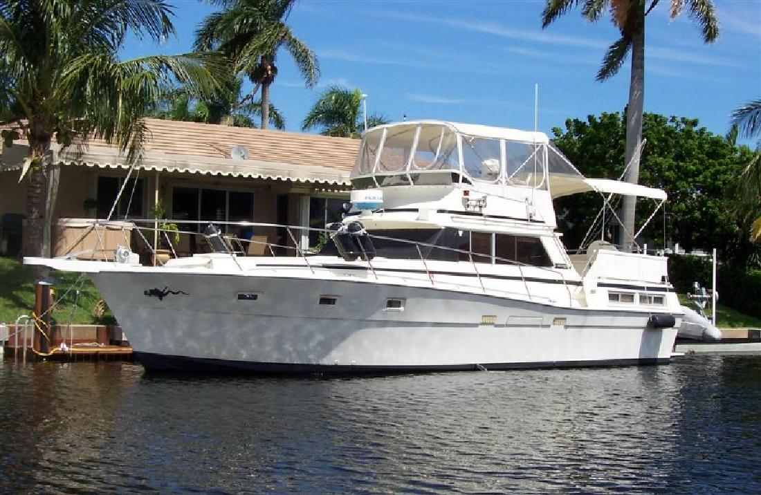 1977 43' Viking Yachts Double Cabin MY