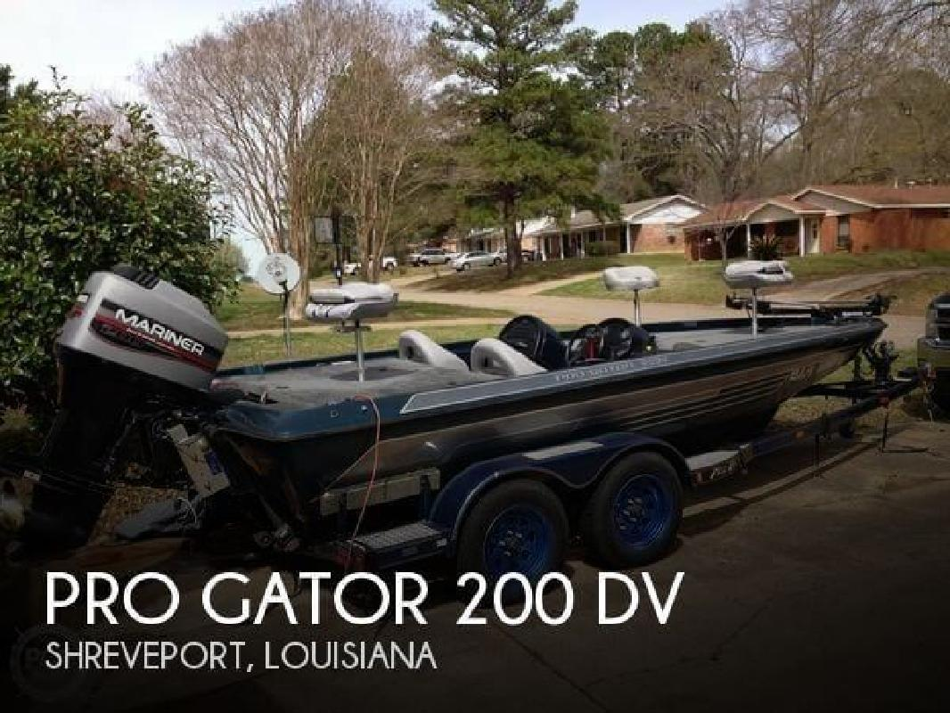 1998 Pro Gator 200 DV Shreveport LA