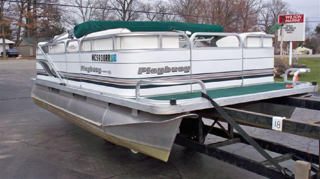 1998 16' Playbuoy Eagle 16