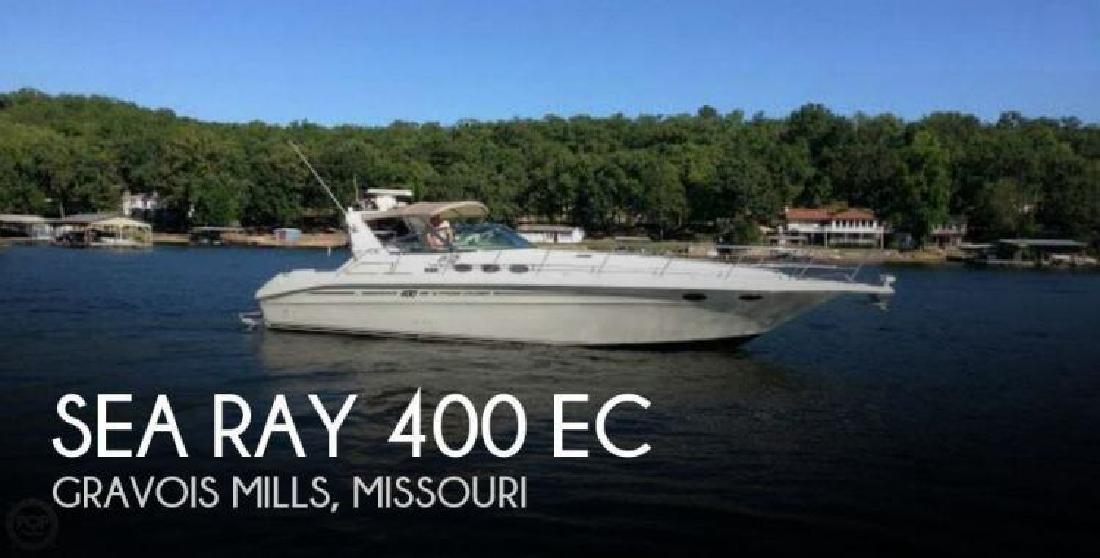 1999 Sea Ray Boats 400 EC Gravois Mills MO