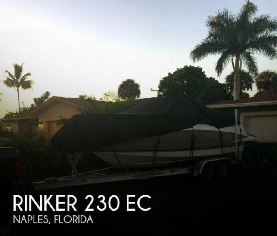 2009 Rinker Boats 230 EC Naples FL