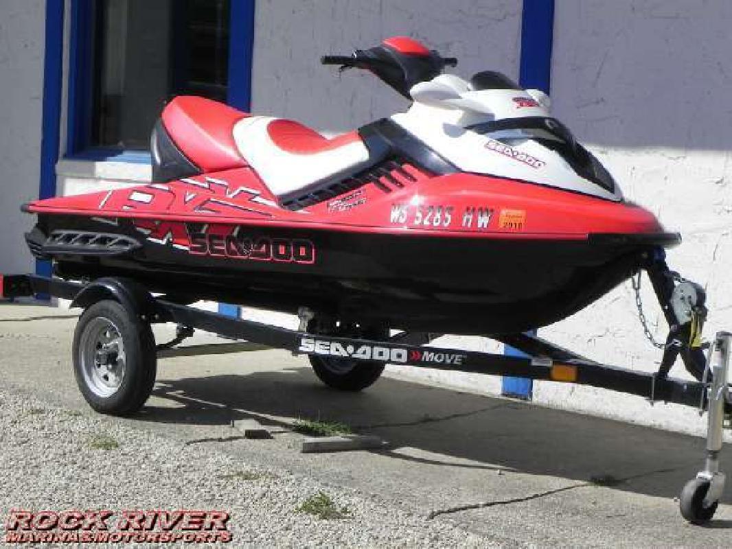 2008 SEA-DOO RXT Edgerton WI