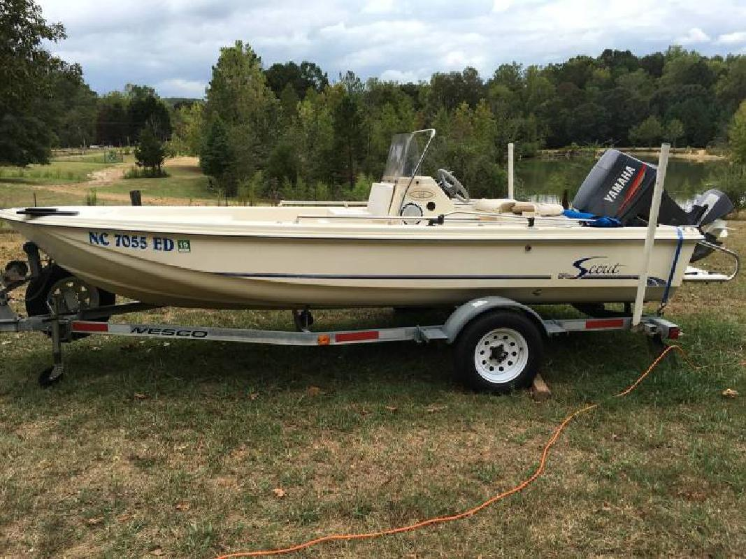Scout | New and Used Boats for Sale in North Carolina