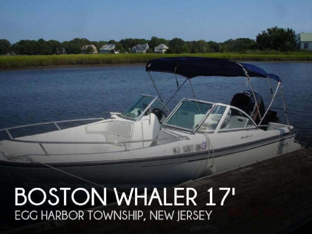 1996 Boston Whaler 17 Dauntless Egg Harbor Twp NJ