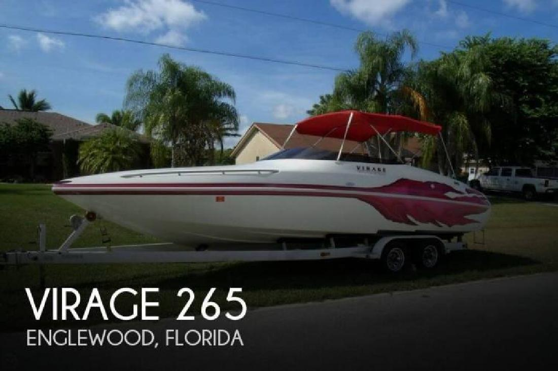 1998 265 Englewood FL