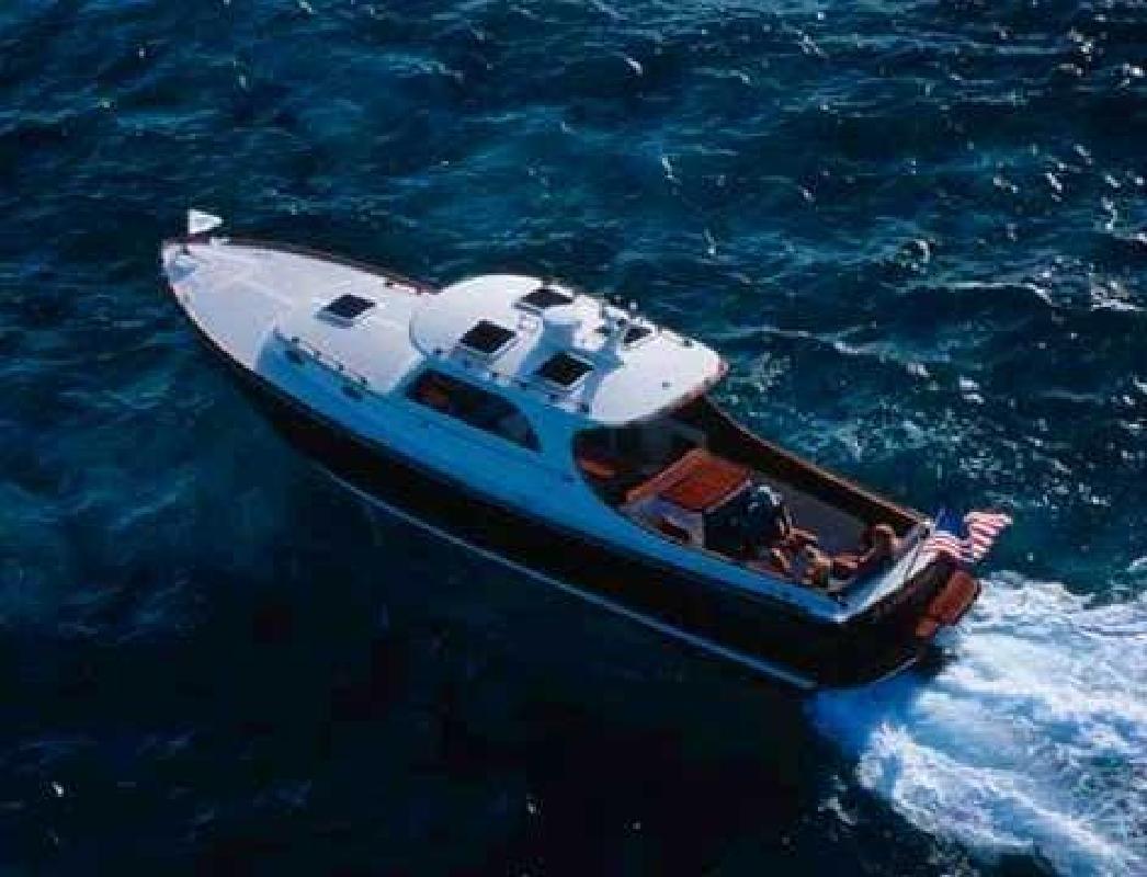 2002 Hinckley Picnic Boat EP Stuart FL