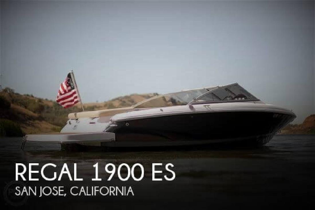 2016 Regal Boats 1900 ES San Jose CA