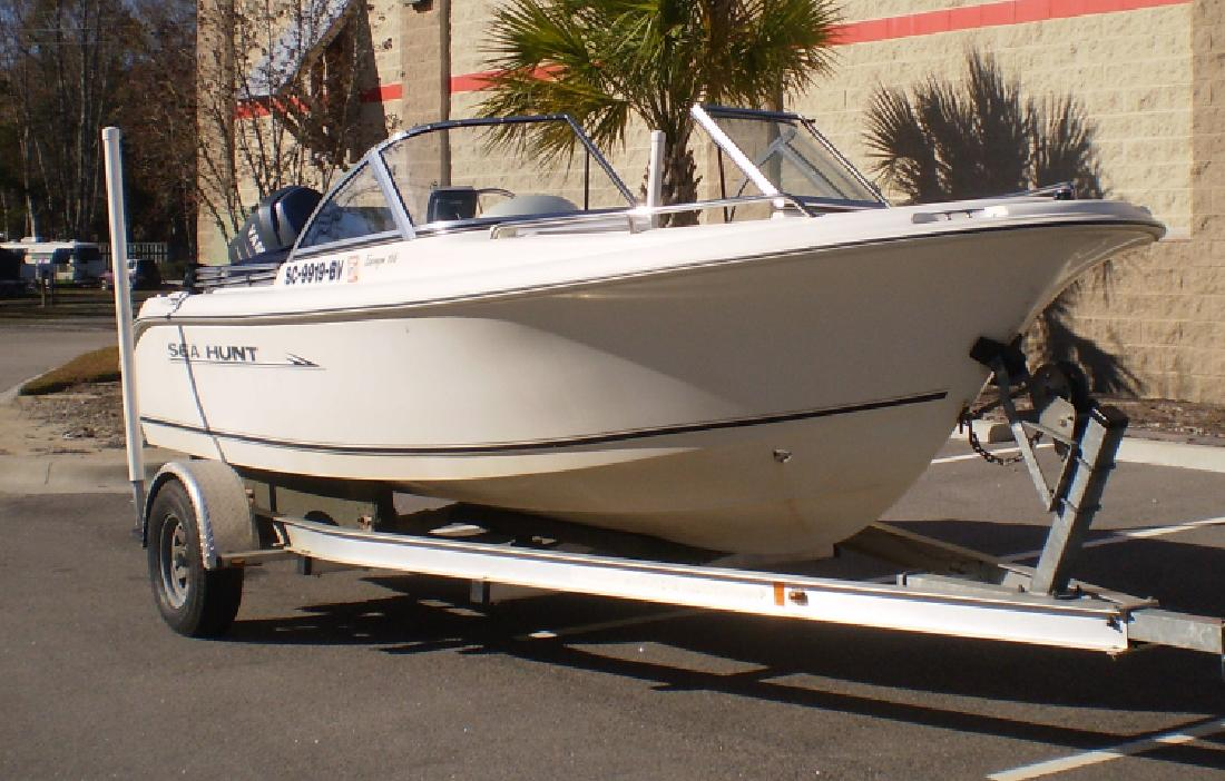 2006 Sea Hunt Boats Escape 186 Bluffton SC