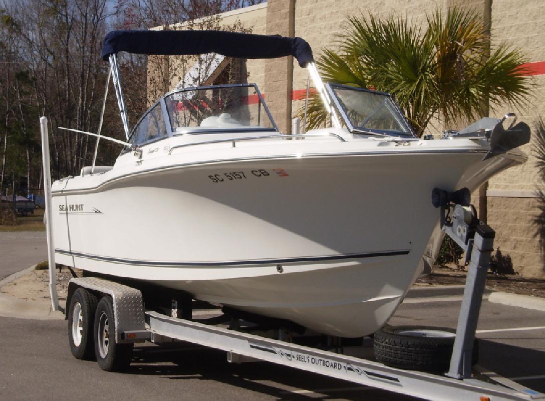 2008 Sea Hunt Boats Escape 220 Bluffton SC