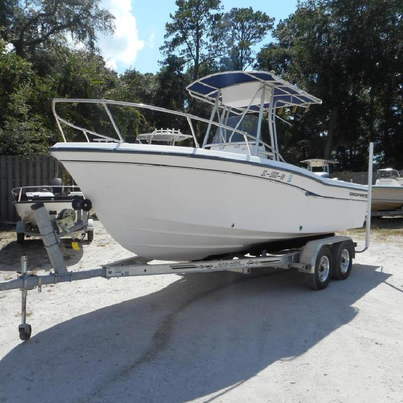 2000 Grady-White Boats 209 ESCAPE Lady-s Island SC