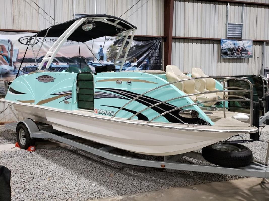 2017 Caravelle Boats Razor 216FS w Evinrude 150 ETEC Appling GA
