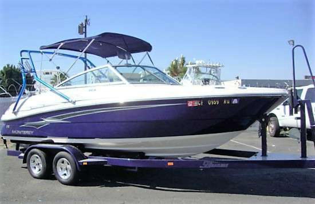 2007 MONTEREY 220 EX Anaheim CA