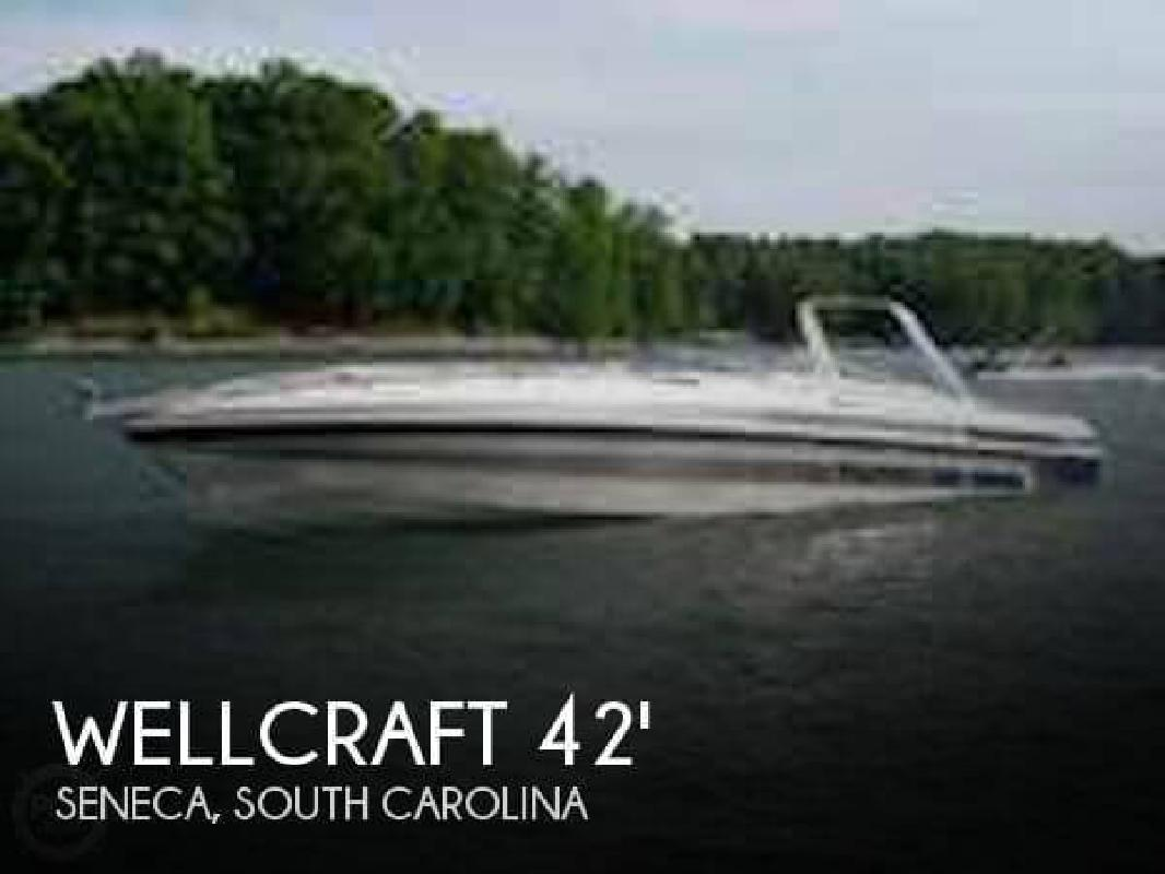 1986 Wellcraft Marine 42 Excalibur Eagle Seneca SC