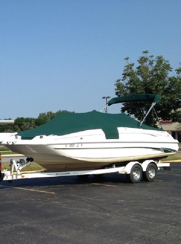 2000 Monterey Boats 240 EXP Antioch IL