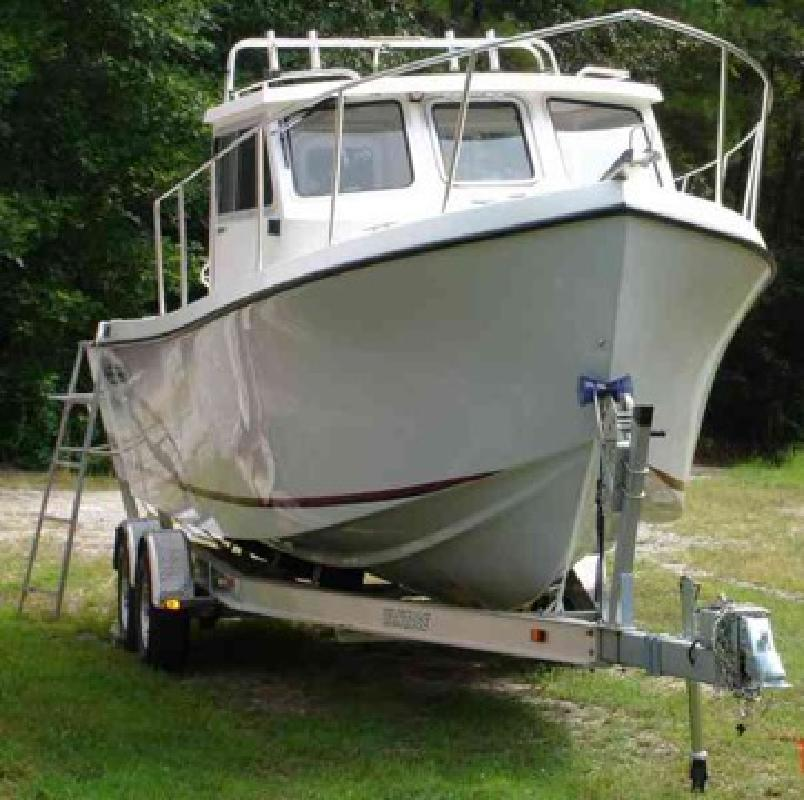 $65,000 2004 Osprey Expedition