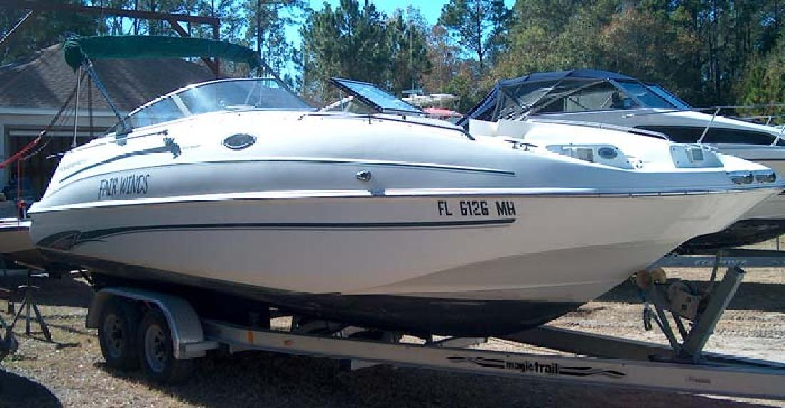 2002 24 Monterey Boats Explorer 240 Sport For Sale In Green Cove