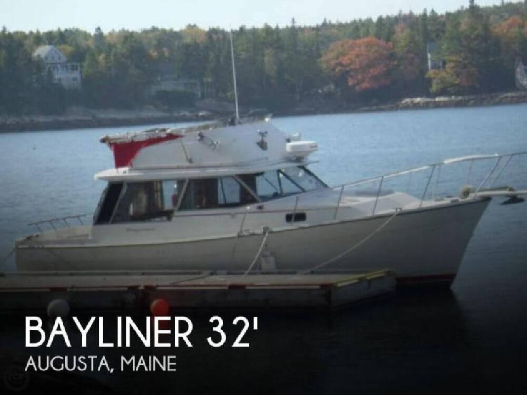 Bayliner explorer new and used boats for sale for O connor motors augusta maine