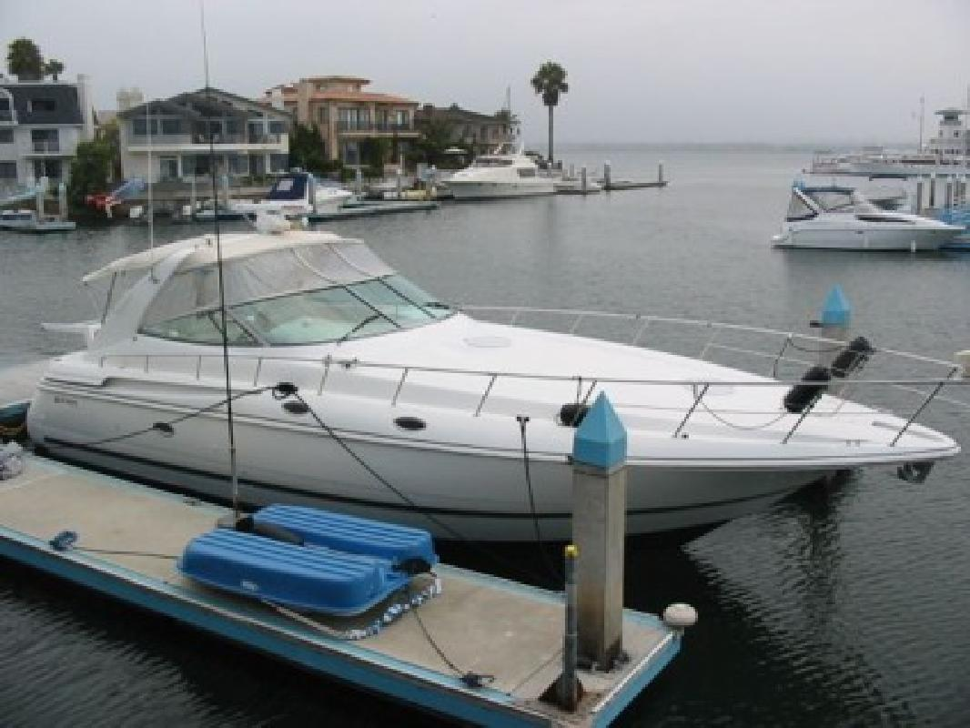 $148,000 OBO 42' Cruisers Express 1997