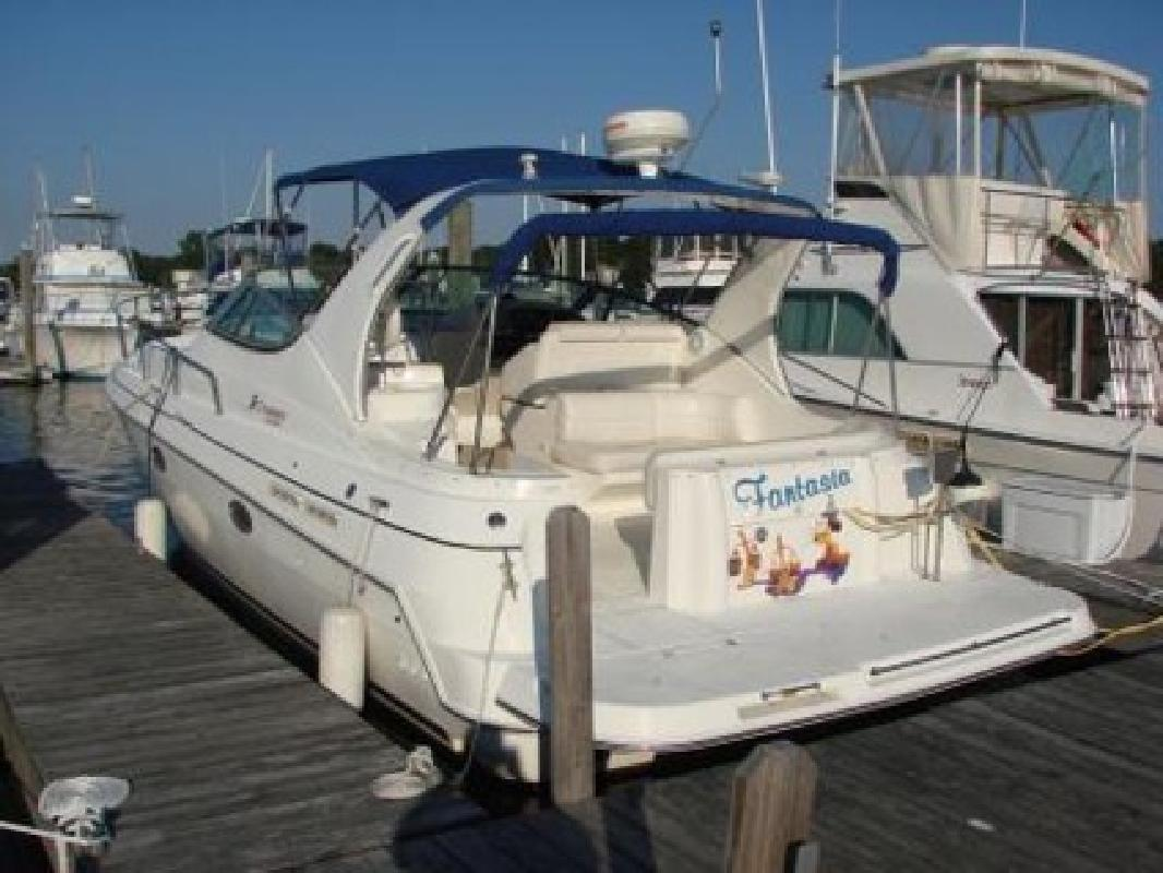 $61,000 2000 Cruisers Express 3375