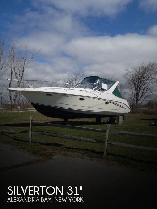 1996 Silverton Marine 310 Express Alexandria Bay NY