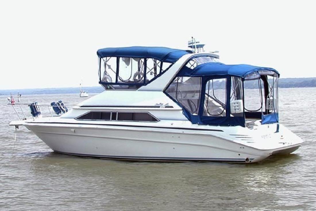 1992 Sea Ray Boats 350 Express Bridge Woodbridge VA