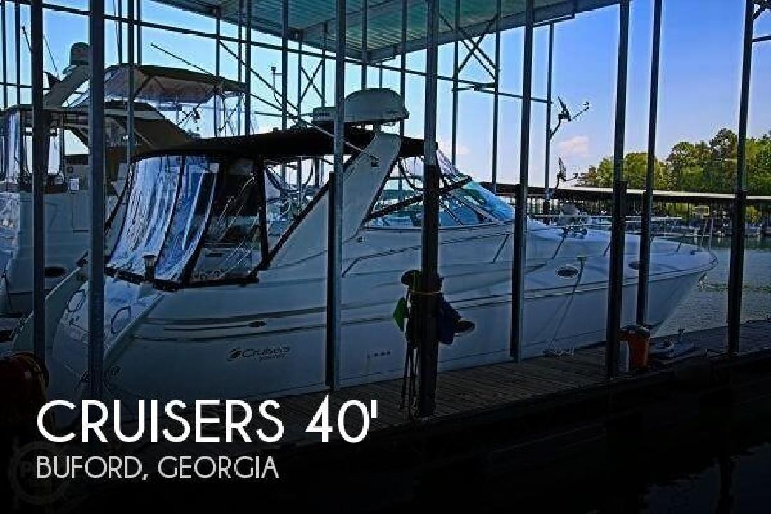 2002 Cruisers Yachts 3870 Express Buford GA