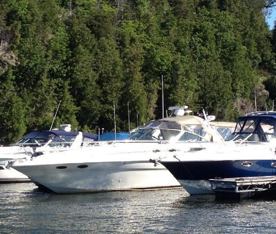 2000 Sea Ray 410 Express Cruiser Colchester VT