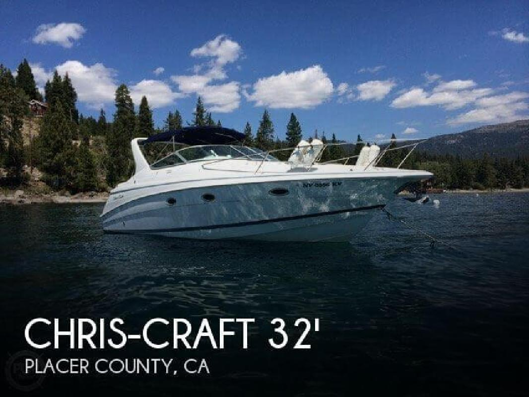 2000 Chris Craft 328 Express Cruiser Homewood CA