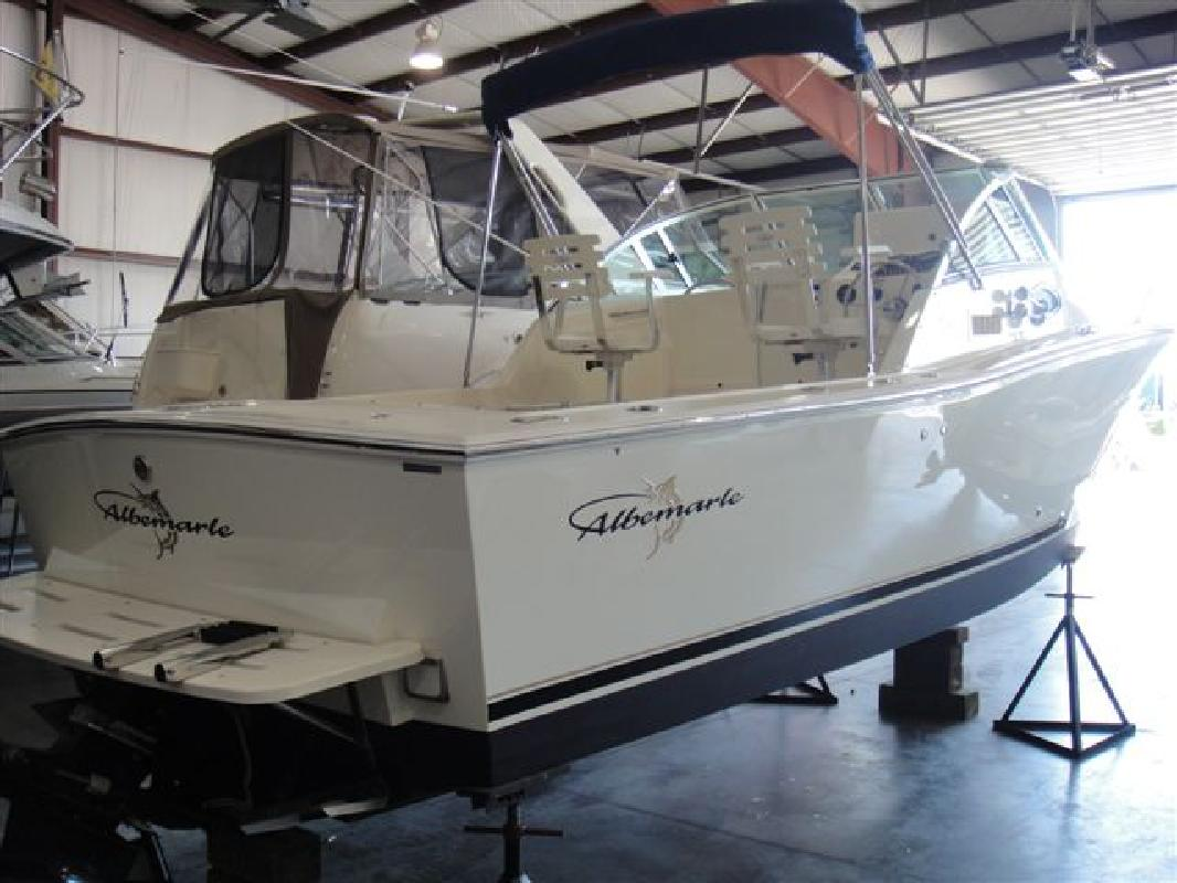 2004 26' Albemarle Boats Express Fisherman 268 XF. Contact the seller
