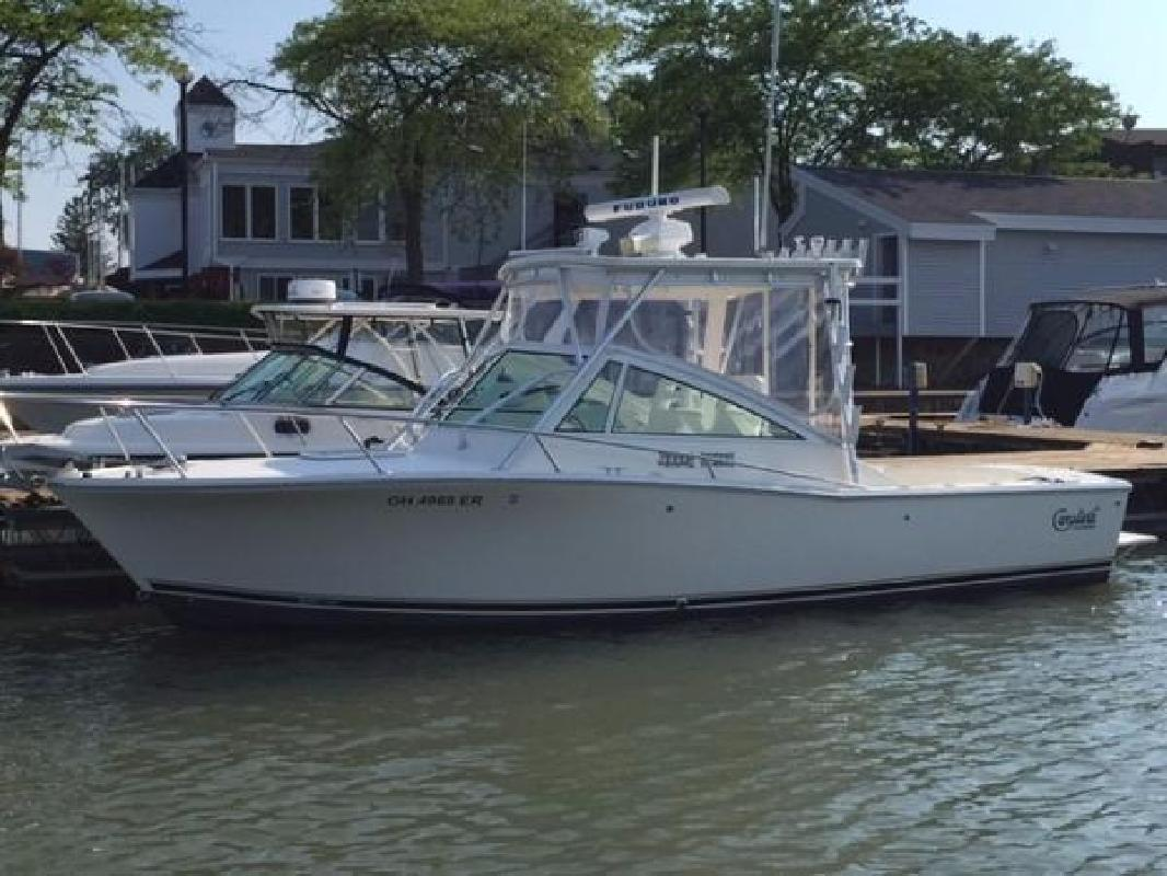2010 carolina classic 25 express huron oh for sale in for Fishing boats for sale in ohio