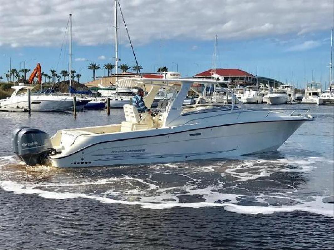 2008 Hydra-Sports VX Express Miami FL
