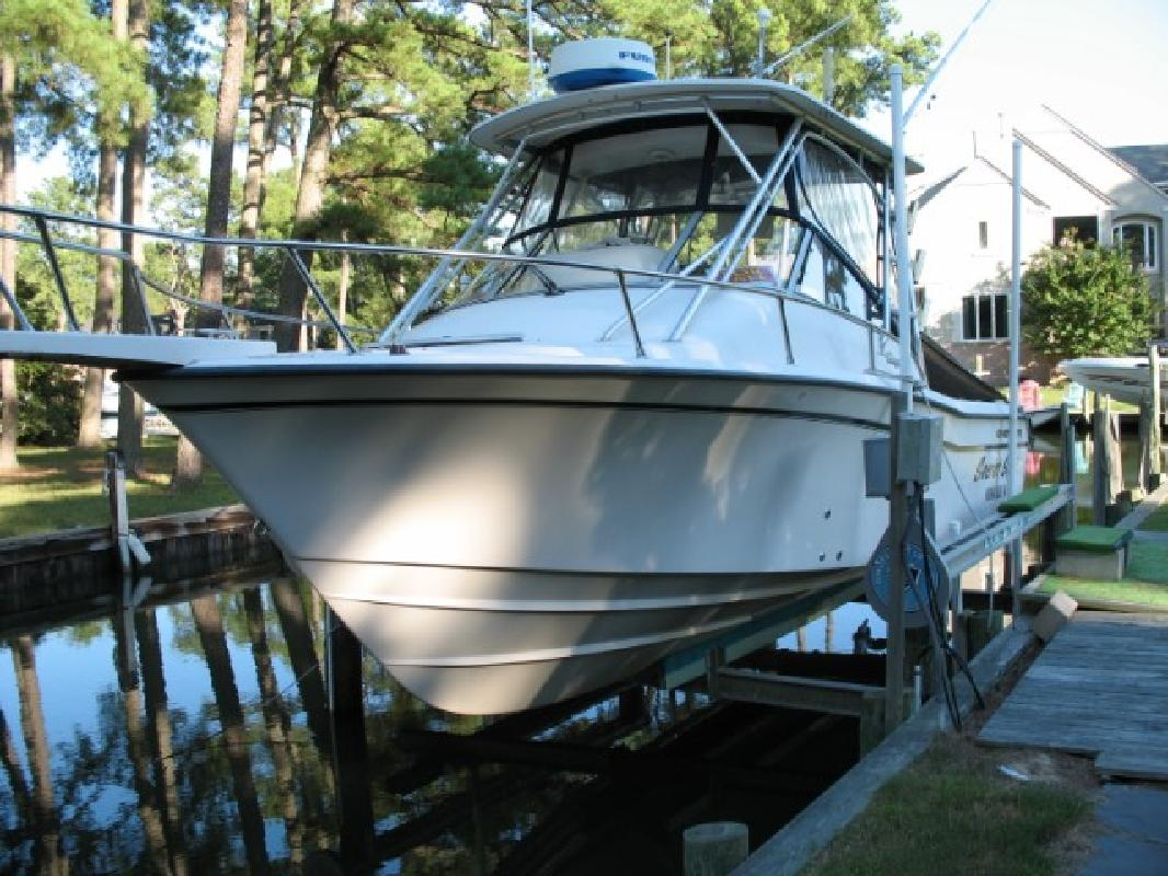 2001 26' Grady-White 265 Express (Priced to Move!