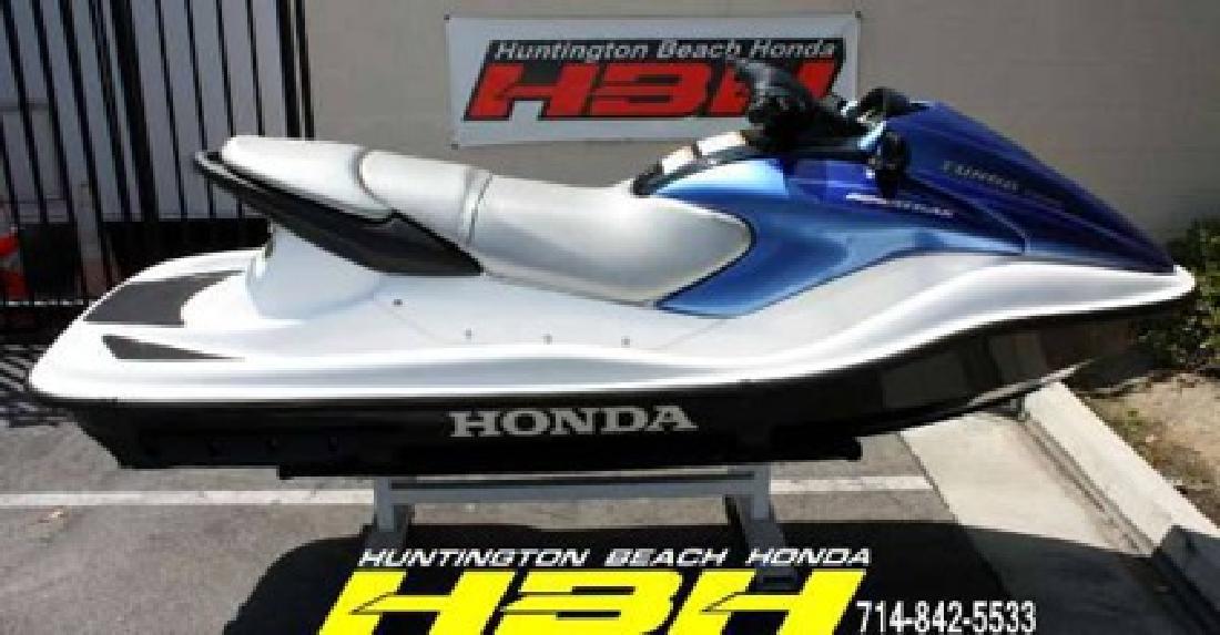 $8,699 2007 Honda AquaTrax F-12X (ARX1200T3)