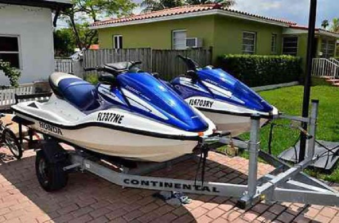 Hondas For Sale By Owner >> $3,500 2005 Honda Aquatrax F-12X JetSki for sale in ...