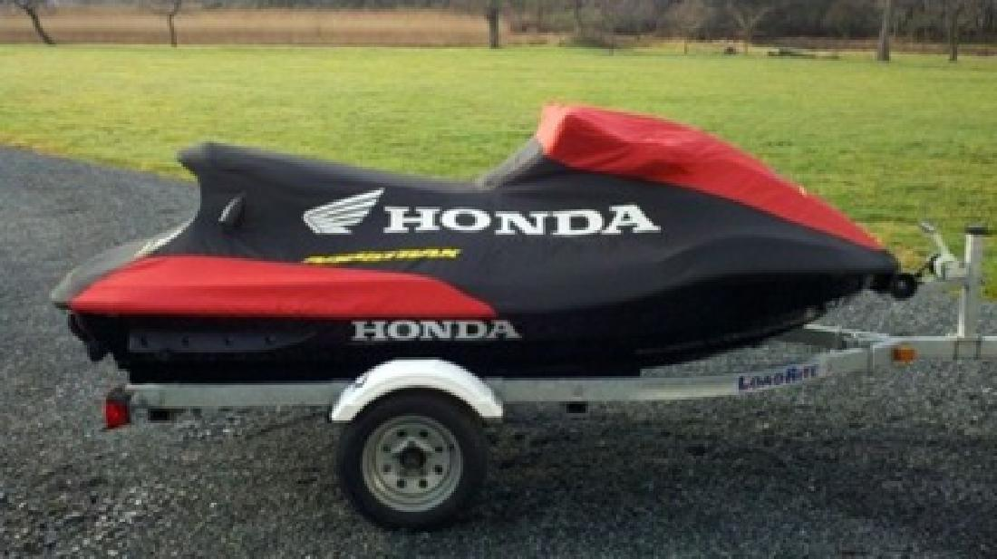 $2,350 2006 Honda Aquatrax F12X Turbo for sale in Rock Hall ...