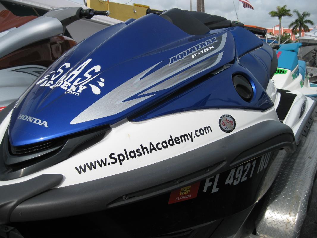 2008 11' Honda F15X AQUATRAX for sale in Pompano Beach, Florida | All Boat Listings.com