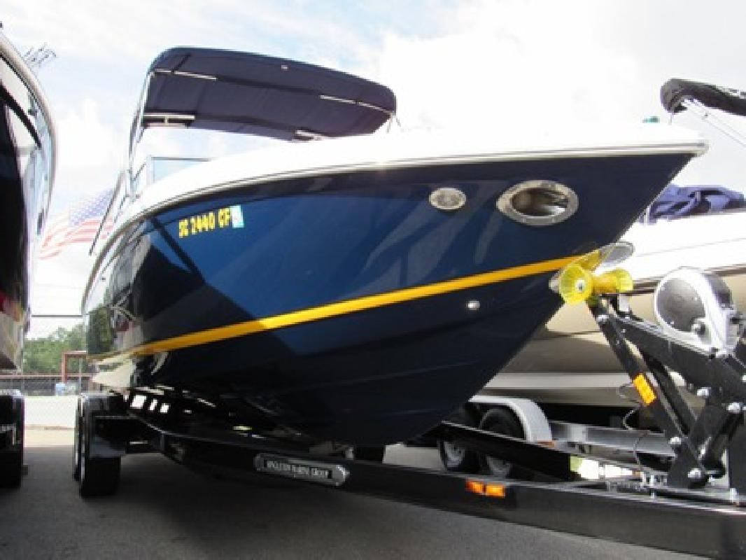$64,995 2012 Cobalt 242 Bowrider with Factory Stainless Steel Wakeboard Tower