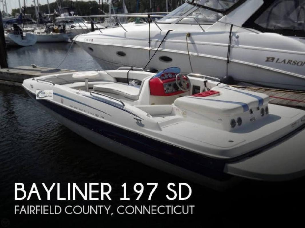 2006 Bayliner 197 SD Fairfield County CT