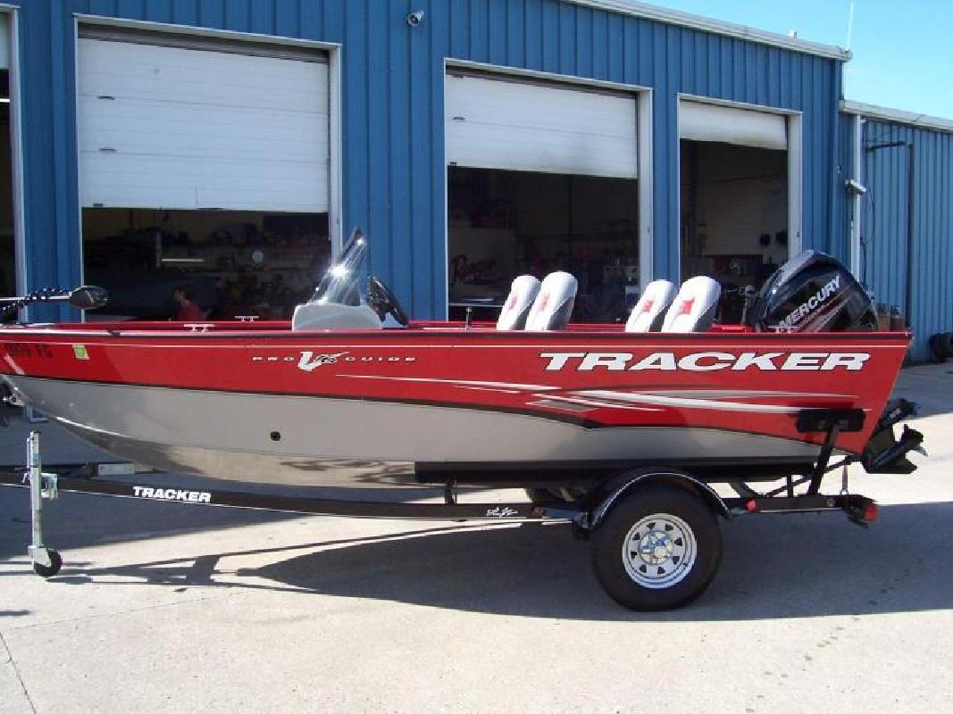 2014 Tracker PGV16SC Fairfield OH