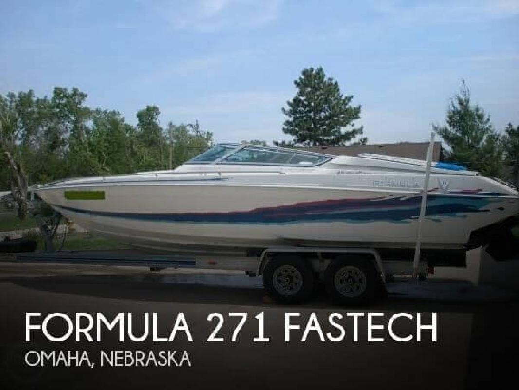 1997 Formula 271 Fastech Omaha NE