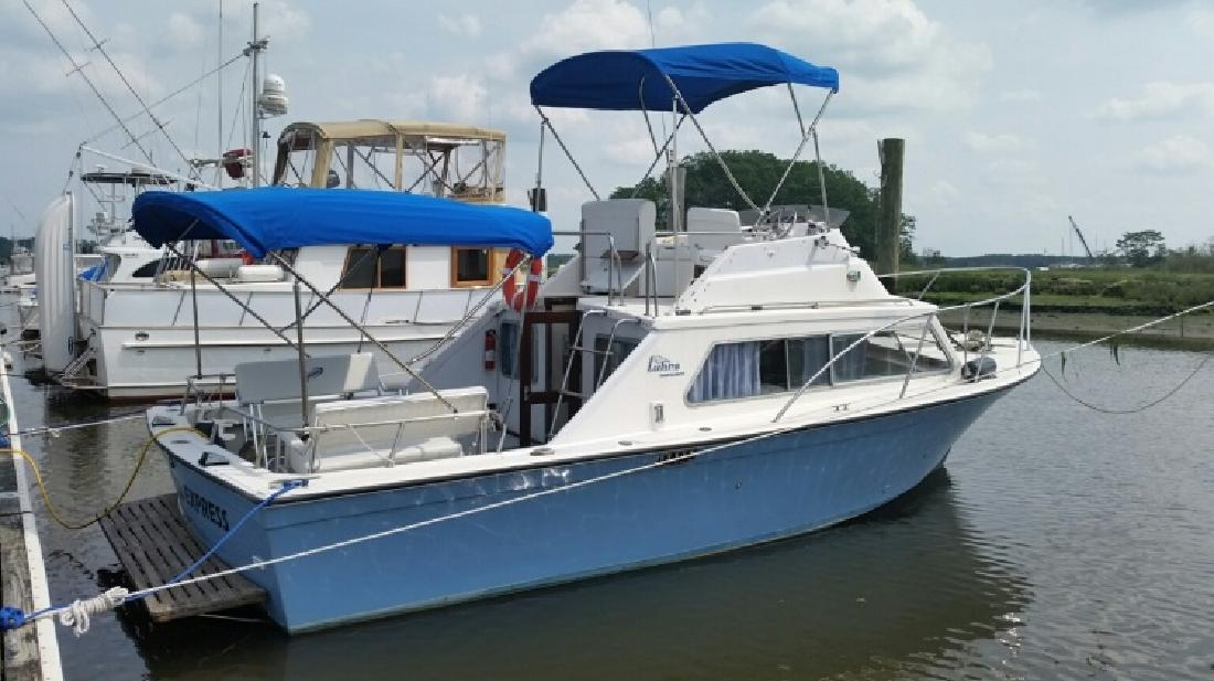 Fishing new and used boats for sale in new jersey for Fishing boats for sale nj