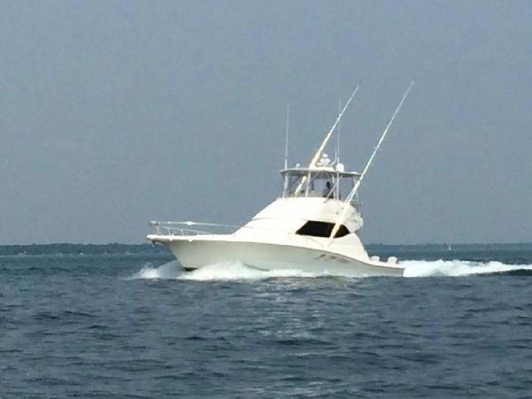 2008 Rampage 45 ConvertibleSport Fish Algonac MI