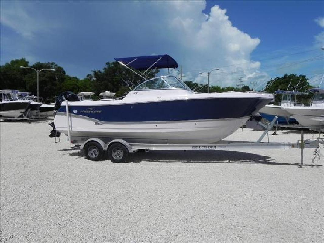 2012 23' Pro-Line Boats, Inc. Fish boats 23 Dual Console in Key Largo, ...