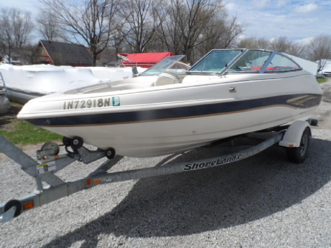 Caravelle new and used boats for sale in indiana for Fish and ski boats for sale craigslist