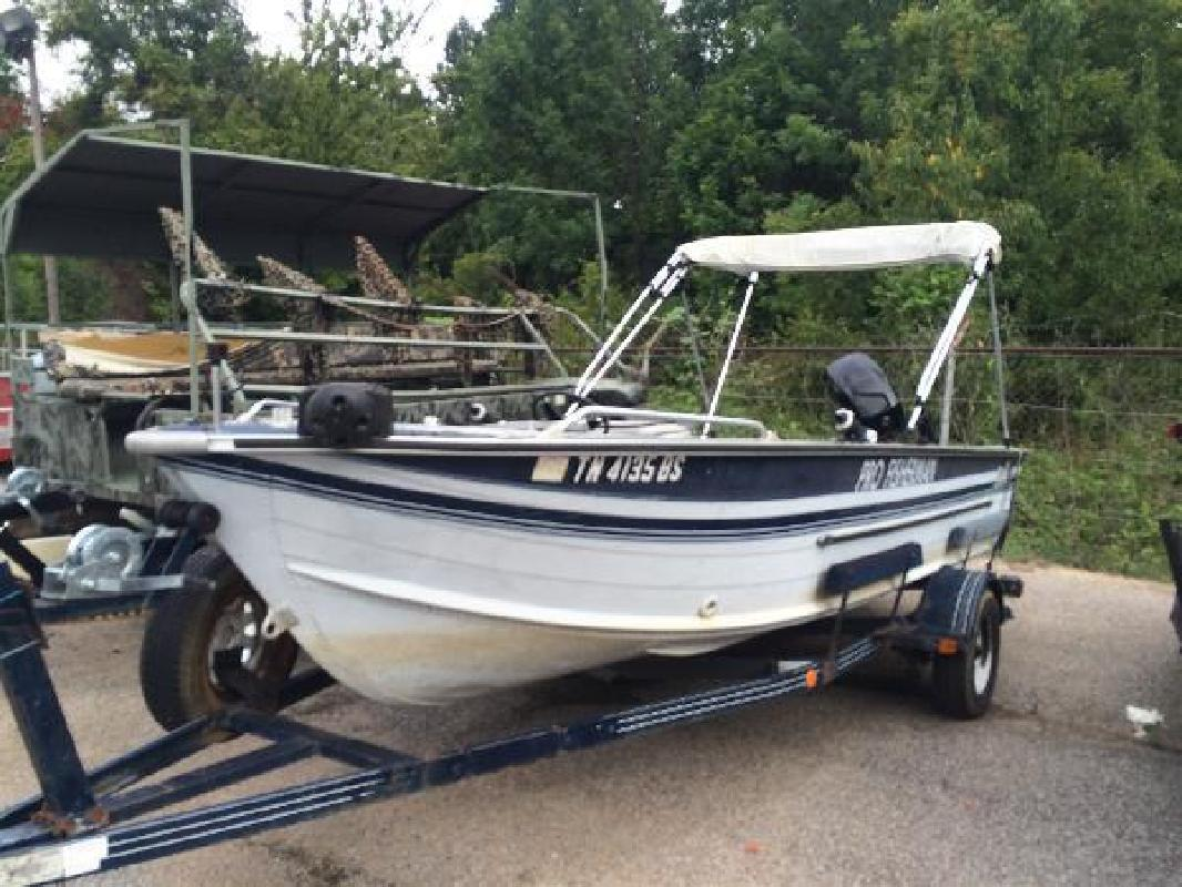 Fisher new and used boats for sale in tn for Fishing in memphis