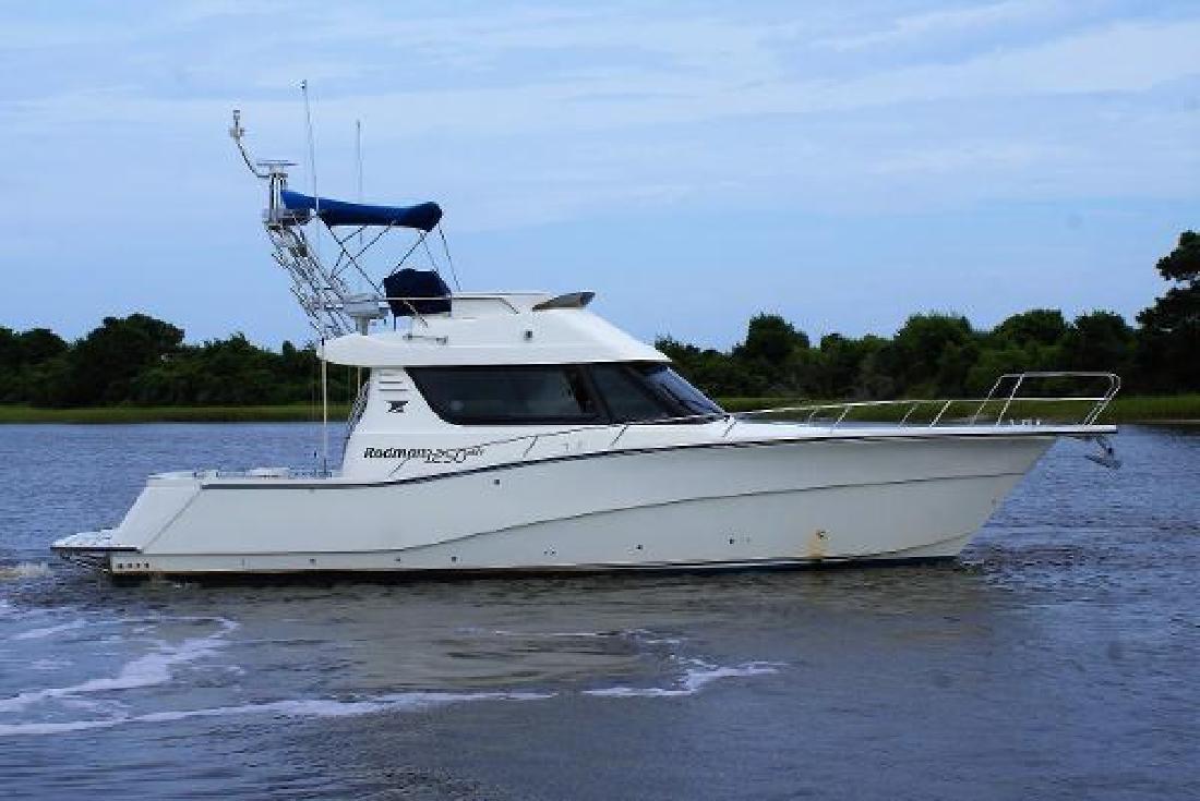 2014 Rodman 1250 ADV FisherCruiser Wilmington NC